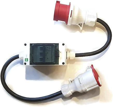 Berühmt Suchergebnis auf Amazon.de für: CEE Adapter 32A Stecker 16A MP99