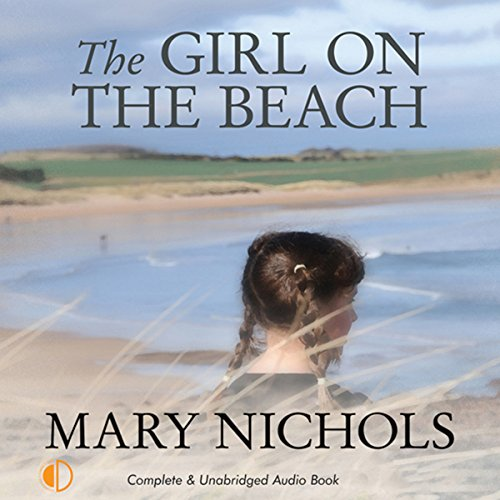 The Girl on the Beach audiobook cover art