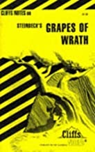 The Grapes of Wrath: Cliffs Notes Reissue Edition by James L. Roberts, John Steinbeck published by Hungry Minds Inc,U.S. (1965)