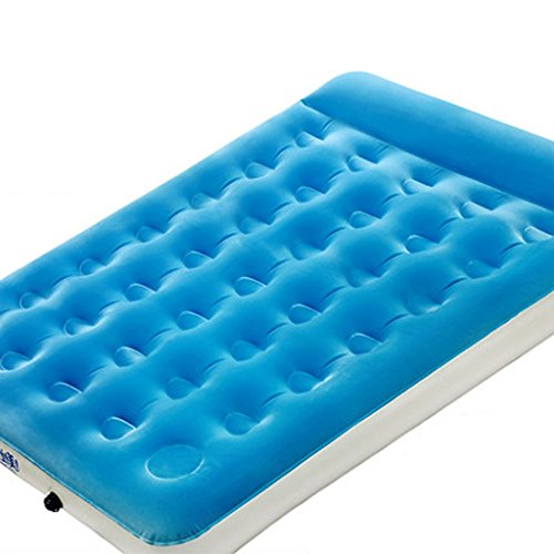 Lowest Price! BJL Bring Your Own Pillow Bed Inflatable Bed 2 People Household 1 People Air Mattress ...