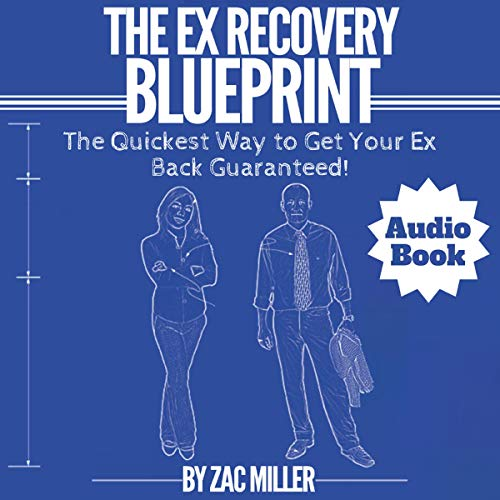 The Ex Recovery Blueprint audiobook cover art