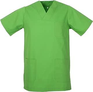 Camiseta Casaca Unfiromes Sanitarios Unisex Camisa de sanitario, Hombre