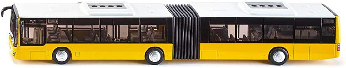 Siku 3736 - Autobús de línea articulado miniatura (escala 1:50), color surtido