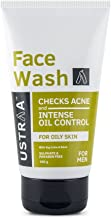 Ustraa Face Wash for Oily Skin (Acne and Oil Control) - 100gm