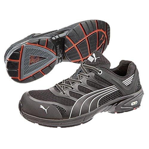 Puma 642580.40 Fuse Motion Black Chaussures de sécurité Low S1P HRO SRA Taille 40