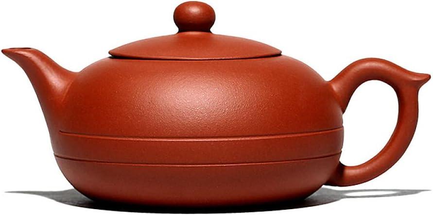 ZHSDTHJY Teacupspurple Clay Limited price sale Pot Set Tea Handmade Purple Don't miss the campaign