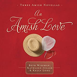 An Amish Love cover art