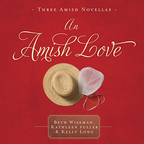 An Amish Love audiobook cover art