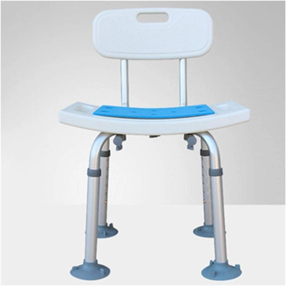 TBSHX Finally popular brand Bath Seats Seat for Elderly Bathroom Gifts Stools Height A