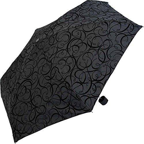 Pierre Cardin Damen Mini Regenschirm Taschenschirm