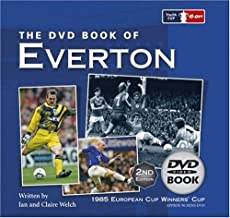 DVD Book Everton (DVD Books) by Ian Welch (2008-10-20)