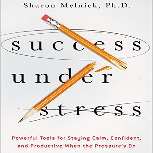 Success Under Stress audiobook cover art