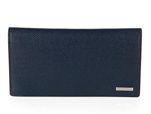 Gemelolandia   Hugo Boss Geldbörse Leder Blau Signature Contin 50311742 401   Deko- und Geschenkartikel   Fahnen, Manschettenknöpfe, Aufnäher, Pins und Vieles Mehr