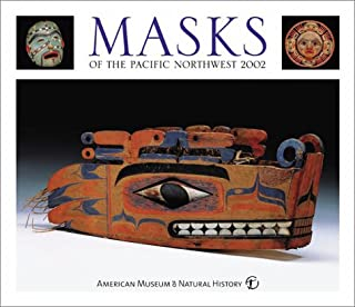 Masks of the Pacific Northwest Calendar 2002
