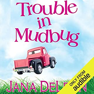 Trouble in Mudbug                   By:                                                                                                                                 Jana DeLeon                               Narrated by:                                                                                                                                 Johanna Parker                      Length: 9 hrs and 20 mins     58 ratings     Overall 4.5