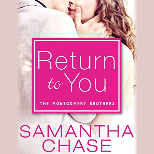 Return to You audiobook cover art
