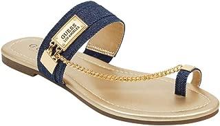 Women's Landen Denim Chain Sandals