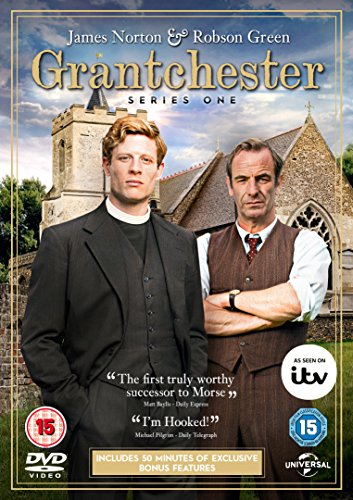 Grantchester: Series 1 [2 DVDs] [UK Import]