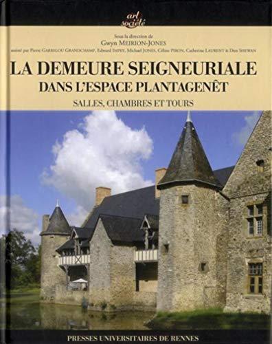 La demeure seigneuriale dans l'espace Plantagenêt : Salles, chambres et tours