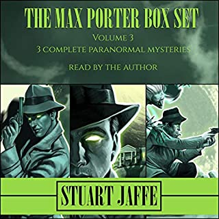 The Max Porter Box Set: Volume 3 audiobook cover art