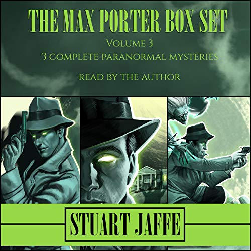 The Max Porter Box Set: Volume 3 cover art