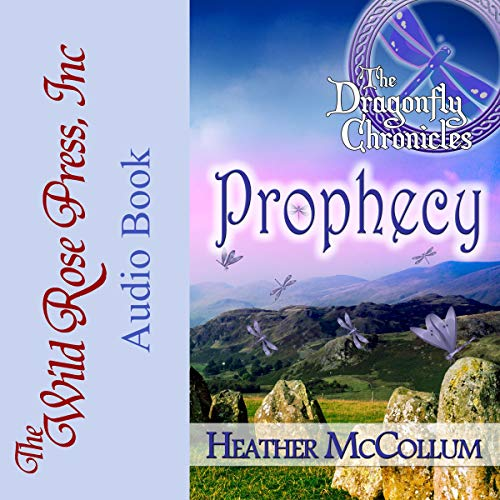 Prophecy audiobook cover art