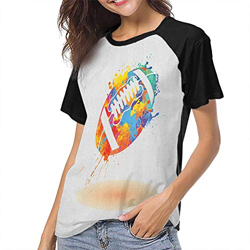Sports Women Short Sleeve Tops Wear Inner and Outer Slim-fit Teens
