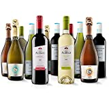 Low & No Alcohol Mixed Wine Case - 12 Bottles (