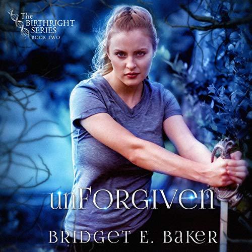 Unforgiven audiobook cover art