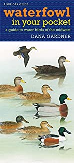 Waterfowl in Your Pocket: A Guide to Water Birds of the Midwest (Bur Oak Guide)