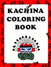 Kachina Coloring Book