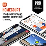 HomeCourt | Basketball training app for iPhone and iPad | Monthly Subscription | Develop your skills using AI and augmented reality