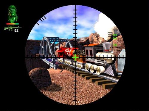 Army Men: Sarge's Heroes 2 (PS2)