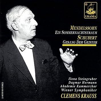 Mendelssohn: Ein Sommernachtstraum - Clemens Krauss