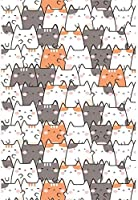 大人のための数による密な動物猫DIYペイント初心者オイルキャンバスアート家の壁の装飾のためのアクリルリビング40x50cmフレームレス