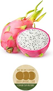 OOOFlavors Dragon Fruit Flavored Liquid Concentrate Unsweetened (10 ml)
