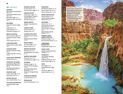Fodor's The Complete Guide to your National Parks of this West (Full-col... - 517XHY+1HrL