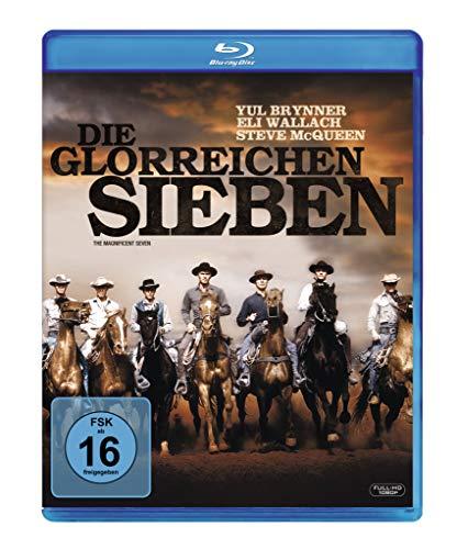 Die glorreichen Sieben [Blu-ray]