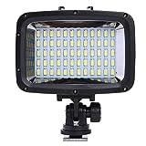 LED Tauchkamera Video Fill Light 1800LM Fotografie Lampe Unterwasser Tauchlampe For Zubehör