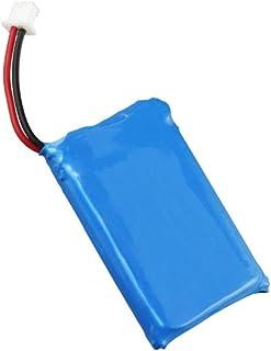 ジイエクサ Gexa リチウムポリマー電池 3.7V 250mAh コネクタ付 ICチップ 保護回路内蔵 PSE認証済 GA-011 (ゆうパケット対応)
