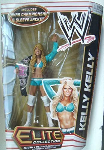 Mattel WWE Series 17 ite Collector Kelly Kelly Figur