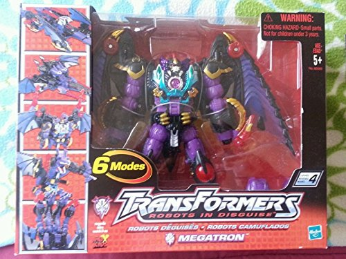 Transformers Robots In Disguise - Megatron