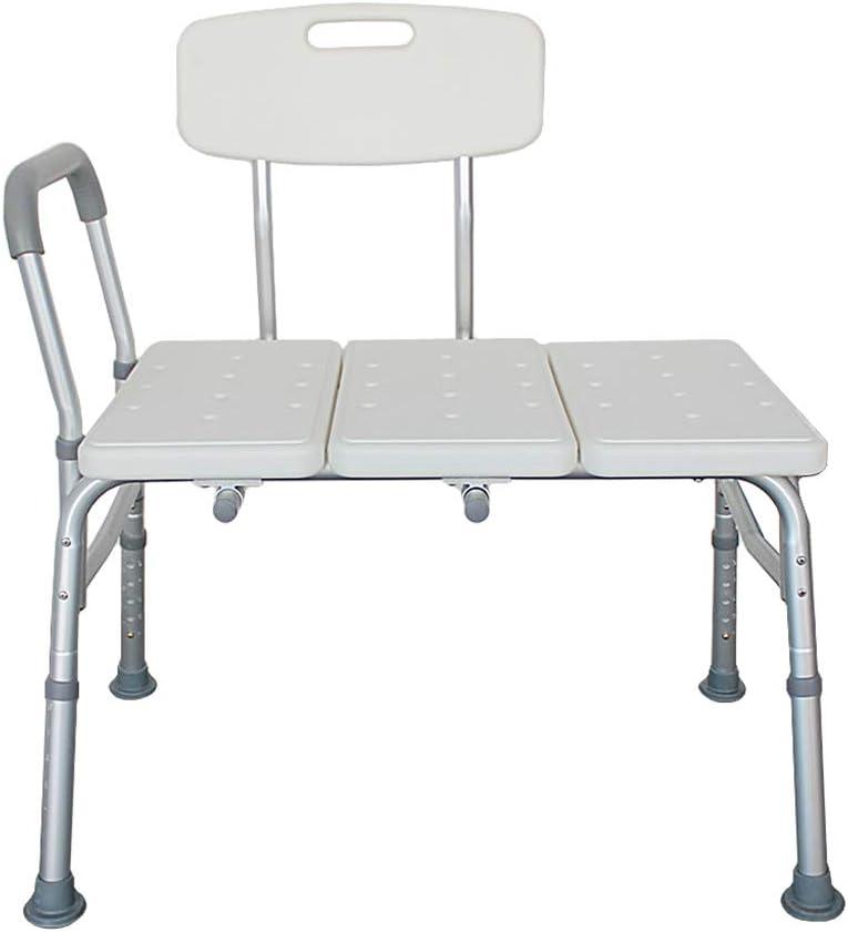 LOVEPET 3 Blow Molding Plates Alloy Elderly Chair Dallas Mall Max 75% OFF Aluminum Bath