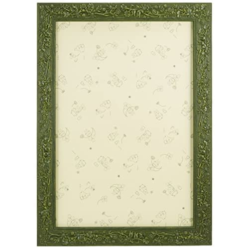 300 for the piece leaves Ghibli dedicated puzzle frame (green) (26 x 38cm) 3 (japan import)