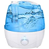 Cool Mist Humidifier, 2.2L Humidifiers with...