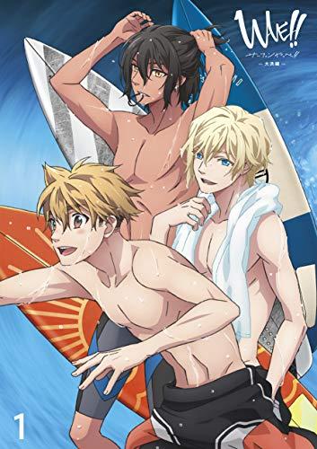 【Amazon.co.jp限定】WAVE!! ~サーフィンやっぺ!!~ Vol.1『大洗編』(特典:ミニキャラアクリルキーホルダー Vol.1マサキ) [Blu-ray]