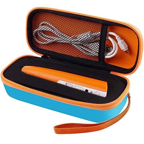 COMECASE Tasche für Ravensburger Tiptoi 00801 / 00700 Tiptoi Stift mit Handschlaufe - Der Stift - BLAU