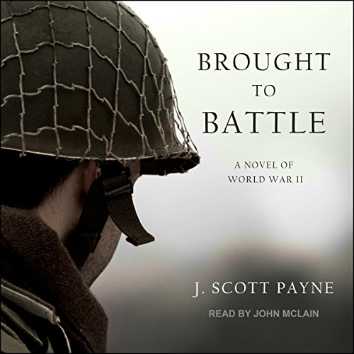 Brought to Battle audiobook cover art