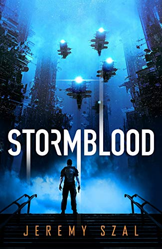 Stormblood by [Jeremy Szal]