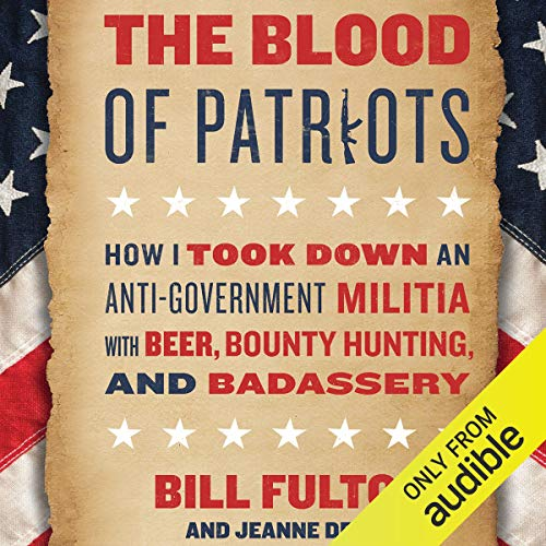 The Blood of Patriots  By  cover art